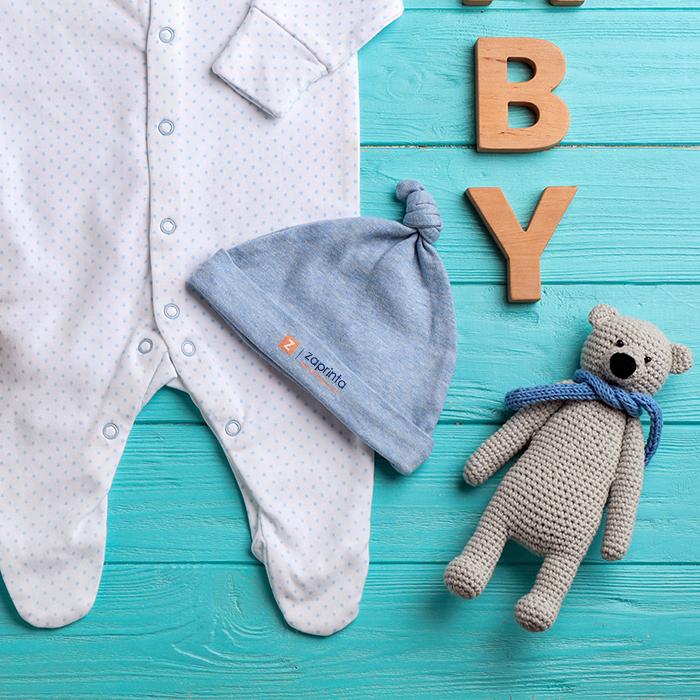 Bonnet naissance personnalisé