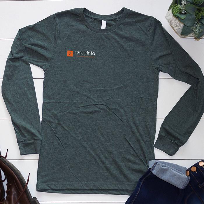 T-shirt manche longue personnalisé
