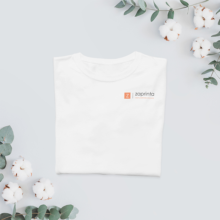 T-shirt coton bio personnalisé