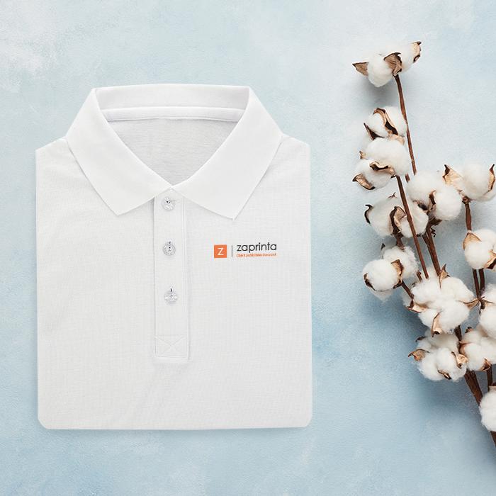 Polo coton personnalisé