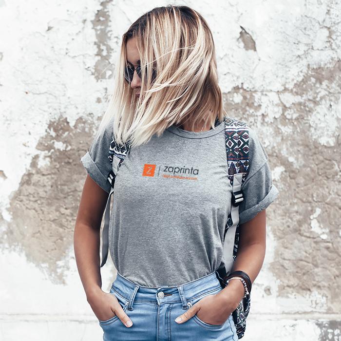 T shirt personnalisé femme