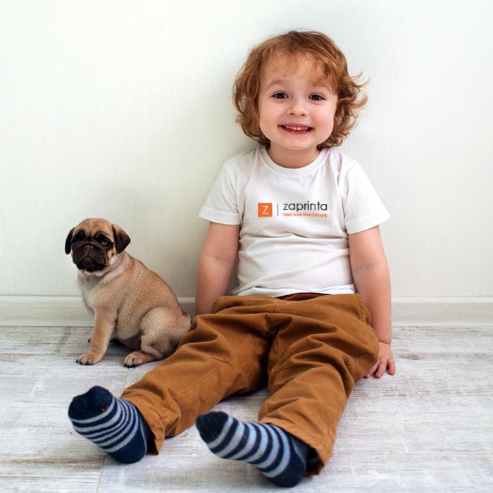 imprimer un T shirt personnalisé pour enfant